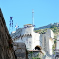 Fortifications de Dubrovnik / Croatie
