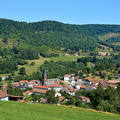 St Maurice/Moselle / Vosges.